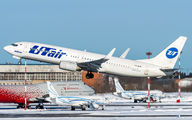 VQ-BJH - UTair Boeing 737-800 aircraft