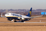 EI-EBA - Ryanair Boeing 737-800 aircraft