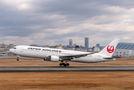 JAL - Japan Airlines Boeing 767-300ER JA601J at Osaka - Itami Intl airport