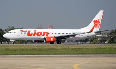 HS-LUI - Thai Lion Air Boeing 737-800