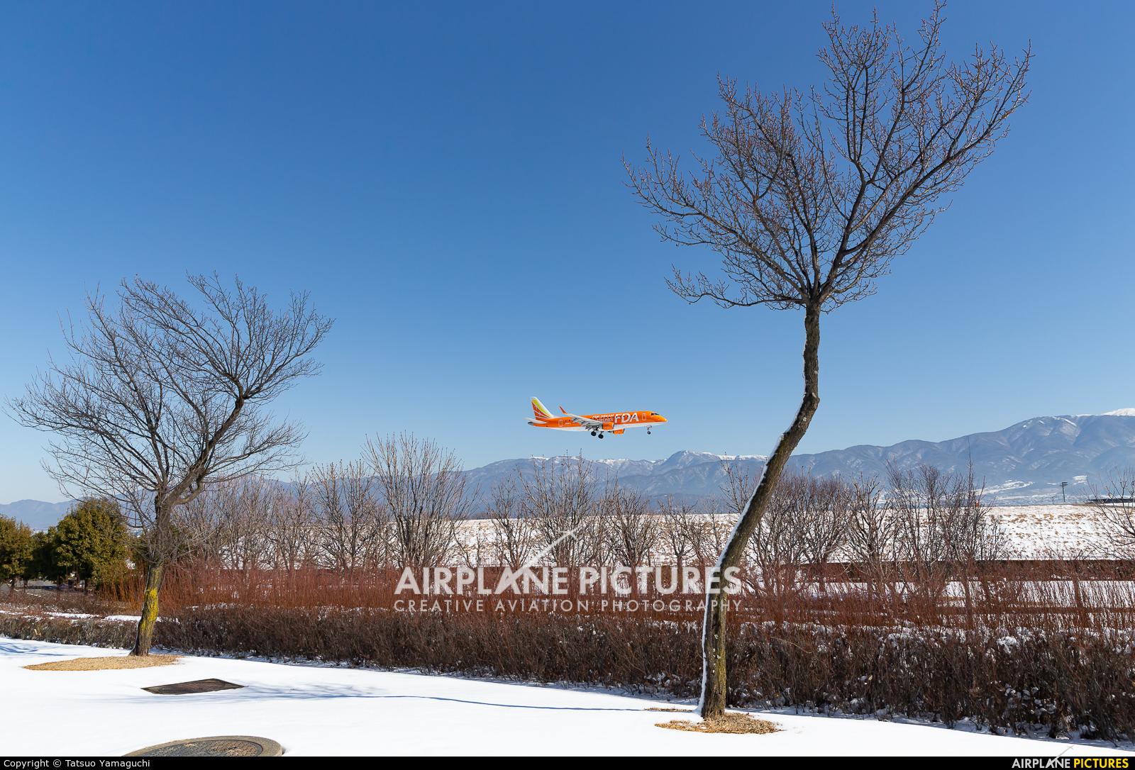 - Airport Overview JA05FJ aircraft at Shinshu - Matsumoto