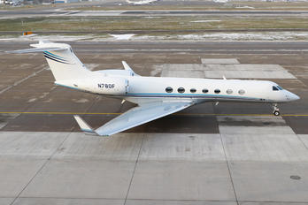 N780F - Private Gulfstream Aerospace G-V, G-V-SP, G500, G550