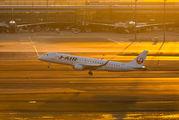 JA247J - JAL - Japan Airlines Embraer ERJ-190 (190-100) aircraft