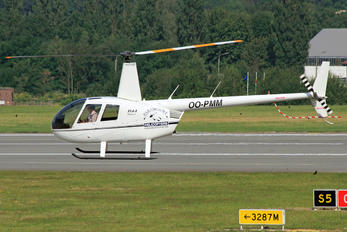 OO-PMM - Paramount Helicopters Robinson R44 Raven I