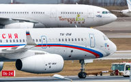 RA-64521 - Rossiya Tupolev Tu-214 (all models) aircraft