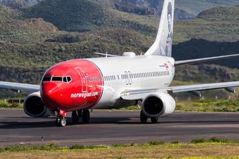 EI-FHN - Norwegian Air International Boeing 737-800