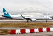 New Embraer E195 in Air Dolomiti's fleet title=