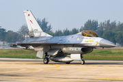 KH19-9/31 - Thailand - Air Force General Dynamics F-16A Fighting Falcon aircraft