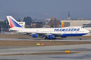 VP-BQH - Transaero Airlines Boeing 747-200 aircraft