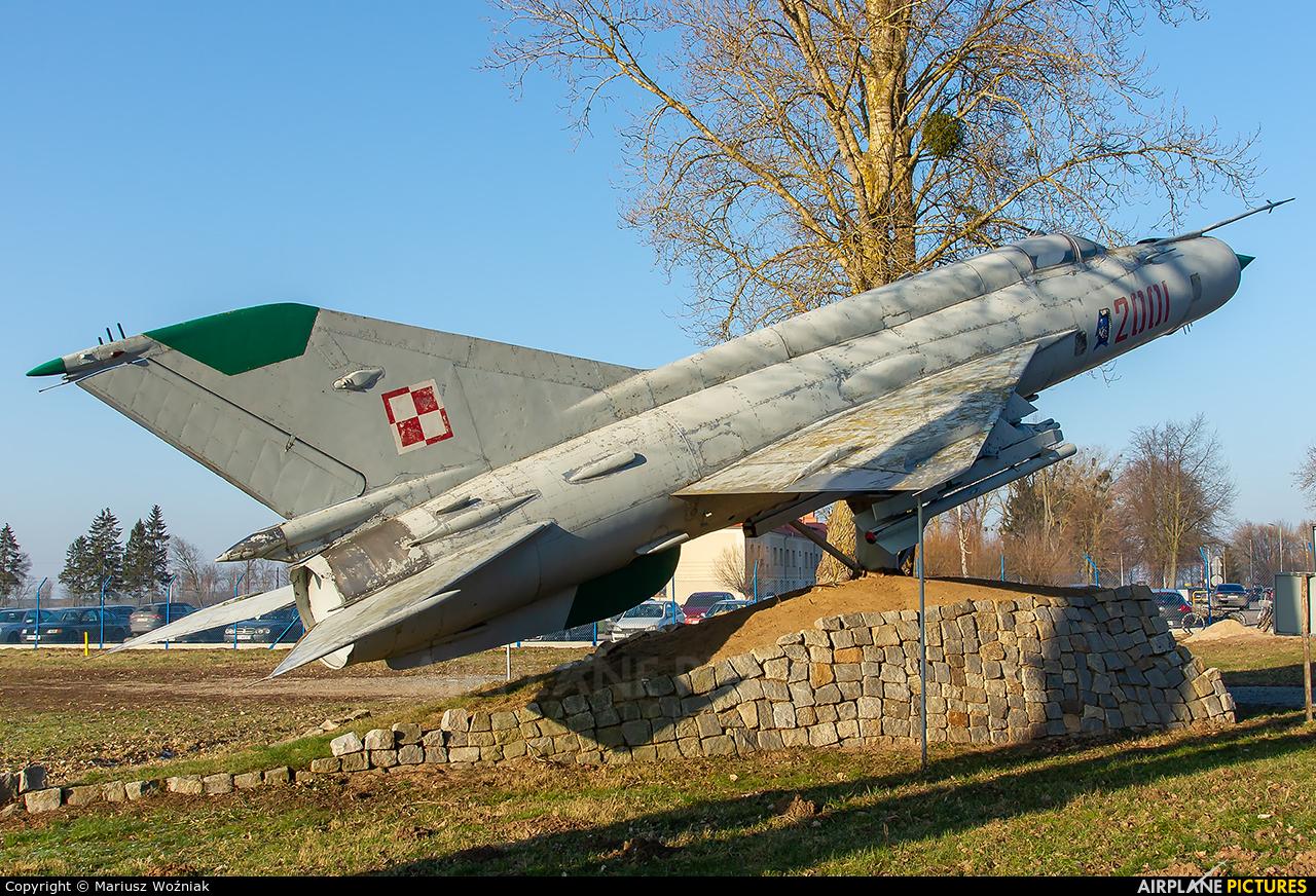 Poland - Air Force 2001 aircraft at Malbork