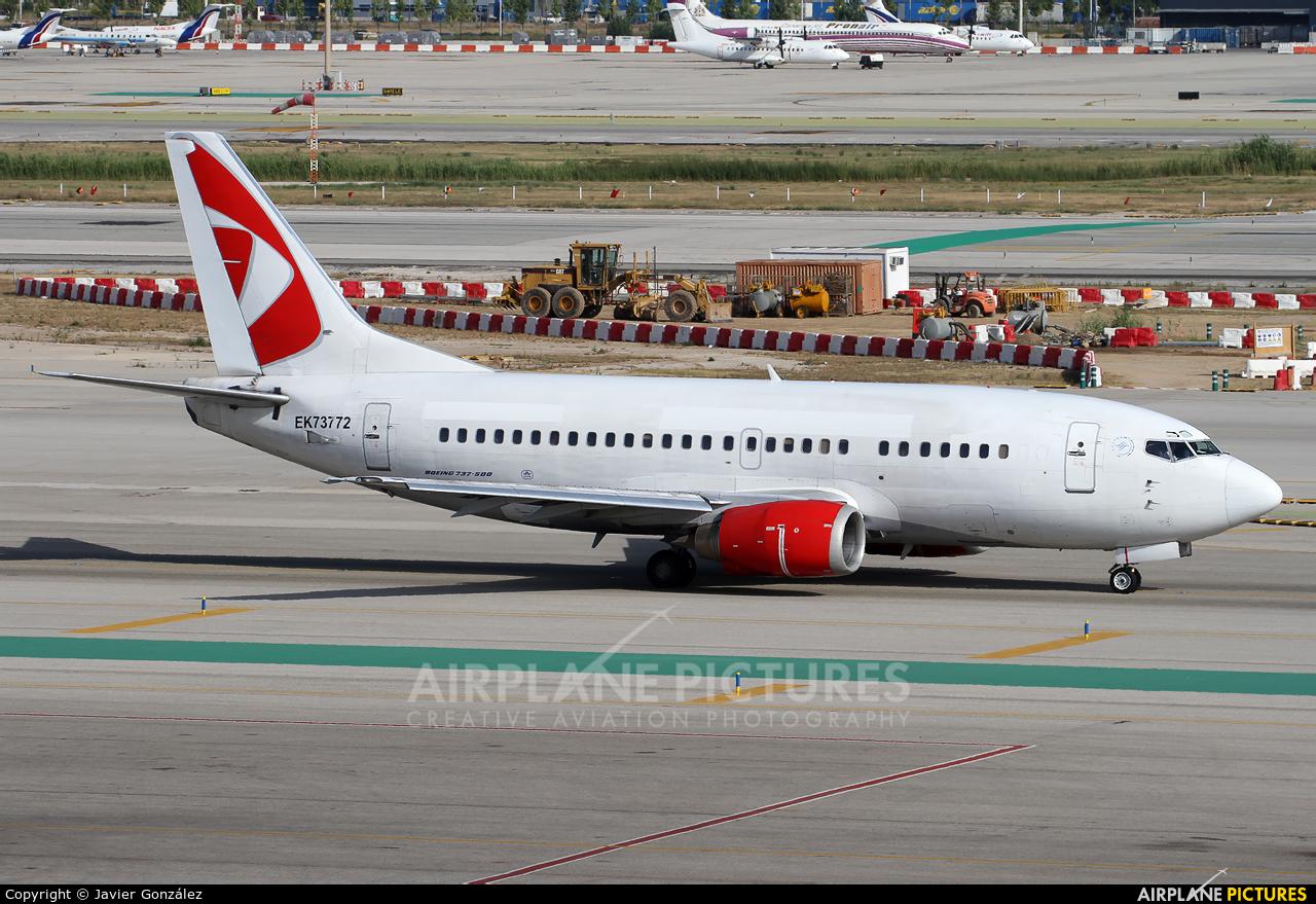 Armavia EK73772 aircraft at Barcelona - El Prat