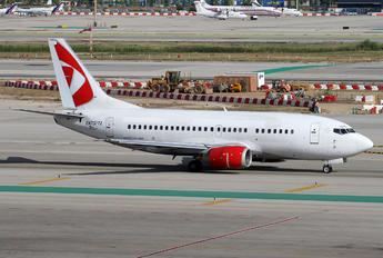 EK73772 - Armavia Boeing 737-500