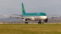EI-CPE - Aer Lingus Airbus A321 aircraft