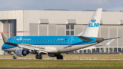 PH-EXM - KLM Cityhopper Embraer ERJ-175 (170-200)