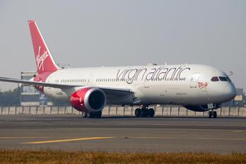 G-VCRU - Virgin Atlantic Boeing 787-9 Dreamliner