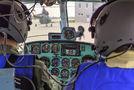 Czech - Air Force Mil Mi-2 0711 at Pardubice airport