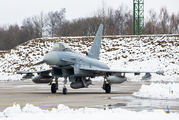 31+17 - Germany - Air Force Eurofighter Typhoon S aircraft
