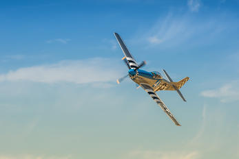 N151FT - Private North American P-51D Mustang