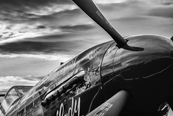 N327DB - Private North American P-51D Mustang