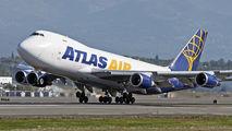 N485MC - Atlas Air Boeing 747-400F, ERF aircraft