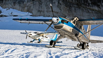 N907KW -  de Havilland Canada DHC-2T Turbo Beaver