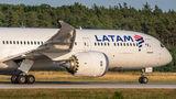 LATAM Chile Boeing 787-9 Dreamliner CC-BGE at Frankfurt airport