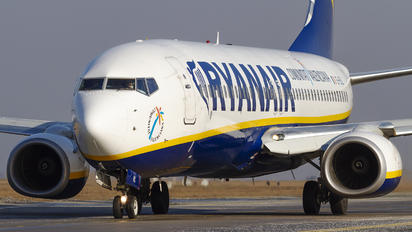EI-EKL - Ryanair Boeing 737-8AS