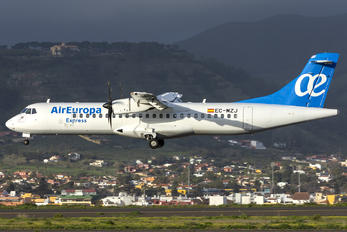 EC-MZJ - Air Europa ATR 72 (all models)