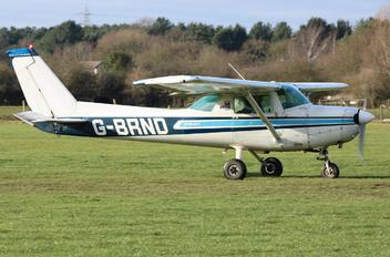 G-BRND - Private Cessna 152