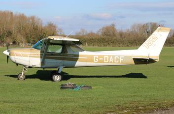 G-DACF - Private Cessna 152