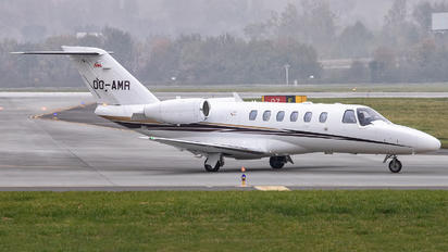 OO-AMR - Air Service Liege Cessna 525A Citation CJ2