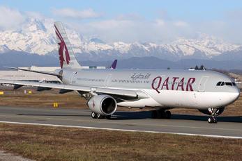 A7-AEN - Qatar Airways Airbus A330-300