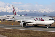 A7-AEN - Qatar Airways Airbus A330-300 aircraft