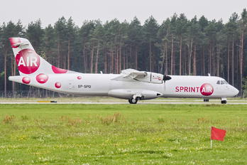 SP-SPD - Sprint Air ATR 72 (all models)
