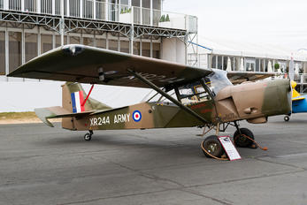 G-CICR - Private Auster AOP.9 Alpha