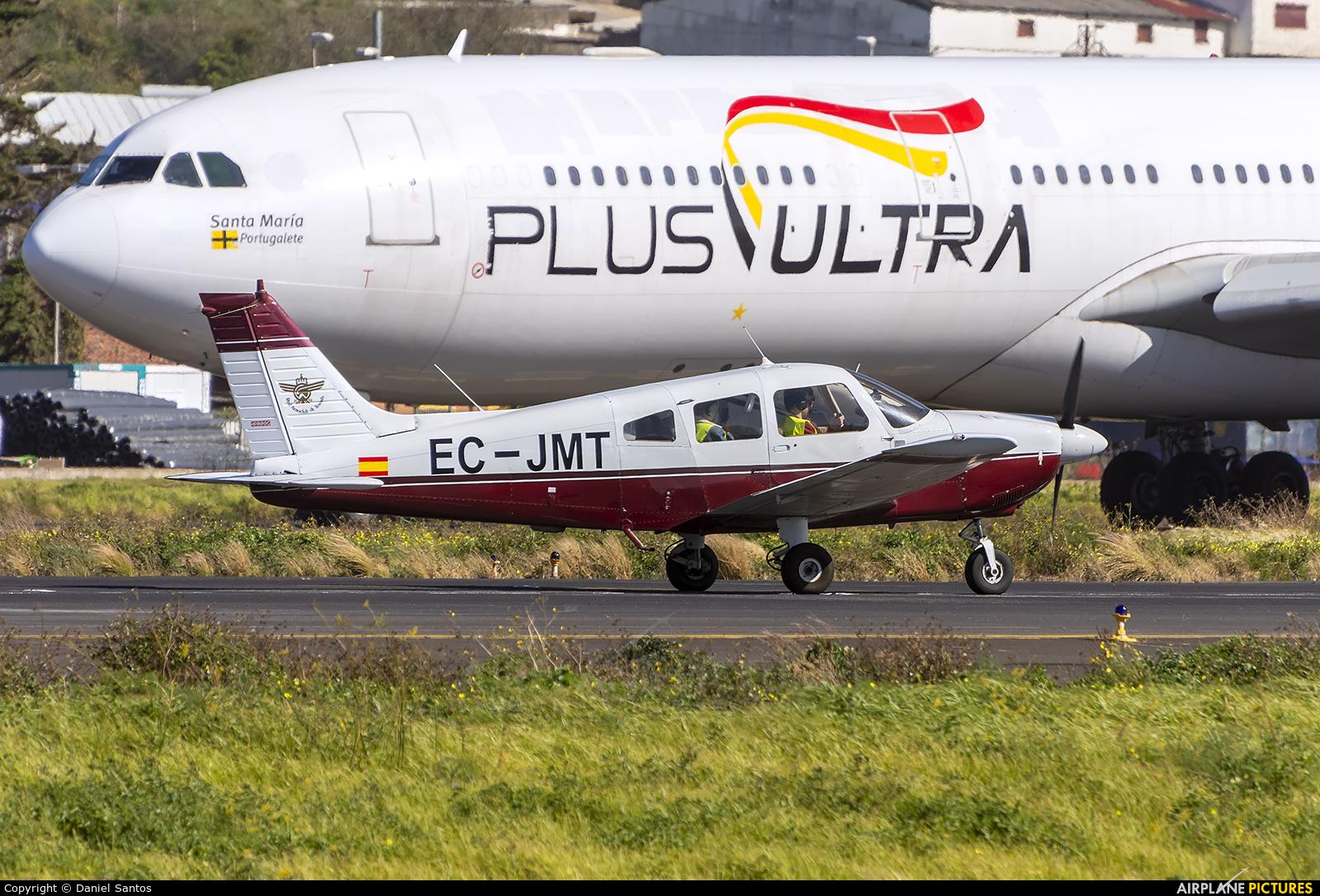 Real Aero Club de Tenerife EC-JMT aircraft at Tenerife Norte - Los Rodeos