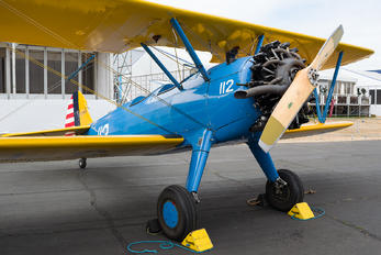 G-BSWC - Private Boeing Stearman, Kaydet (all models)