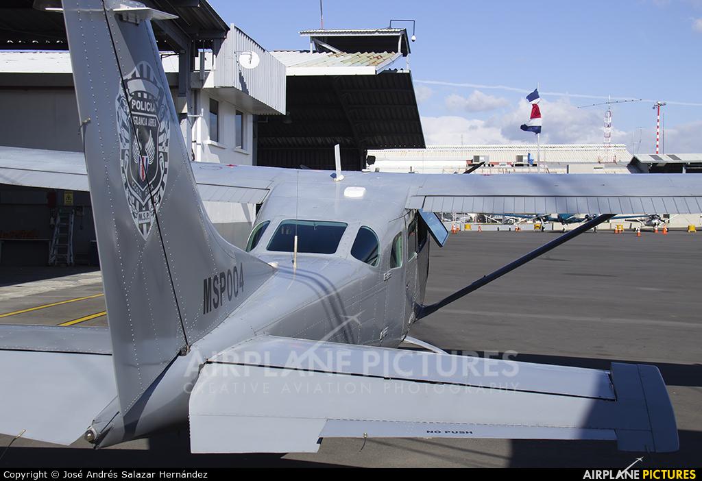 Costa Rica - Ministry of Public Security MSP004 aircraft at San Jose - Juan Santamaría Intl