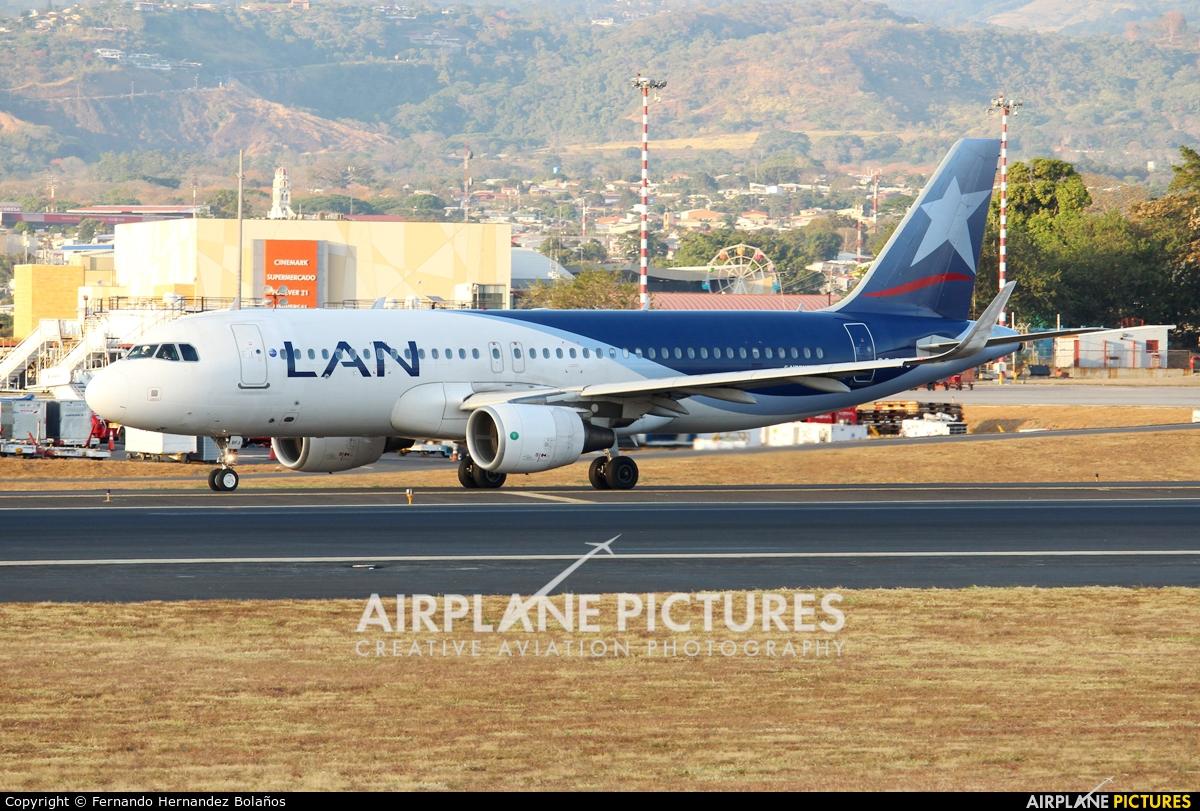 LAN Airlines CC-BFJ aircraft at San Jose - Juan Santamaría Intl