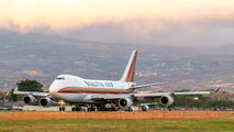 Kalitta B744 brought new engine for United 737 to San Jose title=