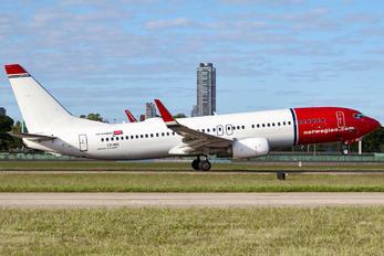 LV-ISQ - Norwegian Argentina Boeing 737-800