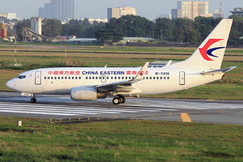 B-5816 - China Eastern Airlines Boeing 737-700