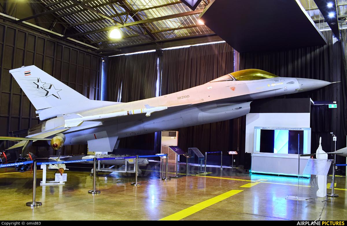 Thailand - Air Force 79-0324 aircraft at Bangkok - Don Muang