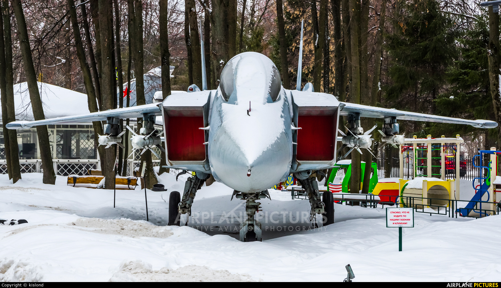 Russia - Air Force 75 aircraft at Off Airport - Russia