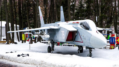 75 - Russia - Air Force Yakovlev Yak-141