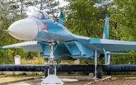 22 - Russia - Air Force Sukhoi Su-27 aircraft