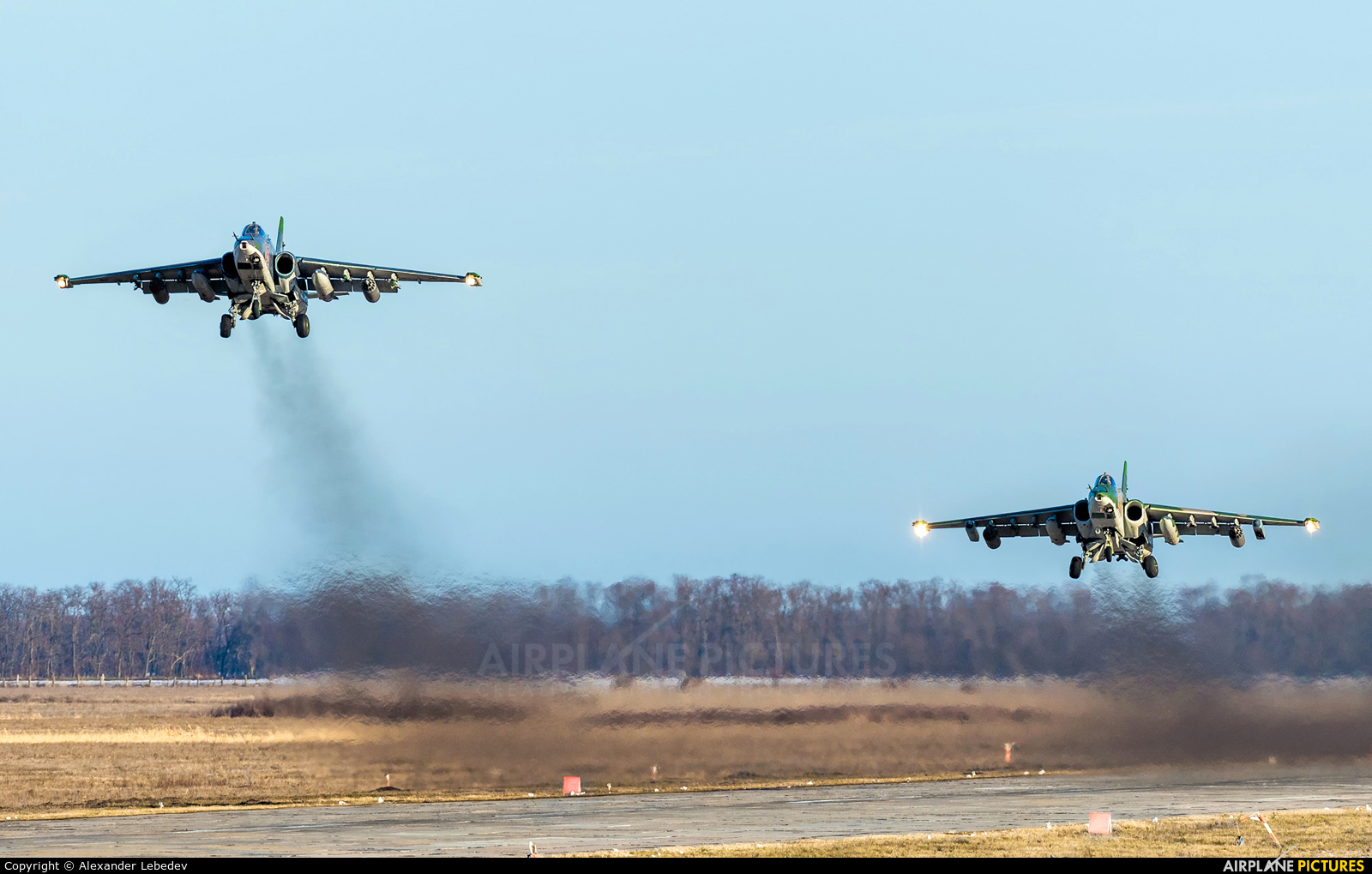 Russia - Air Force 06 aircraft at Undisclosed Location