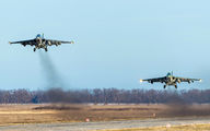 06 - Russia - Air Force Sukhoi Su-25SM3 aircraft