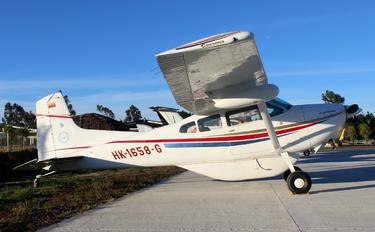 HK-1658-G - Private Cessna 185 Skywagon