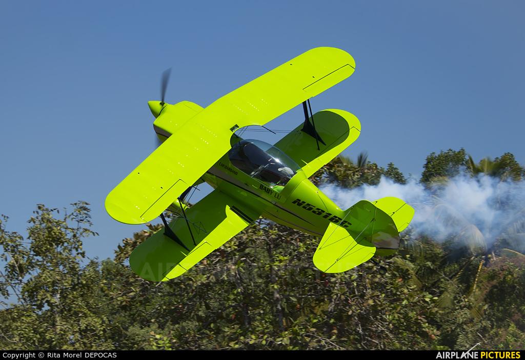 Private N531BC aircraft at Iztapa